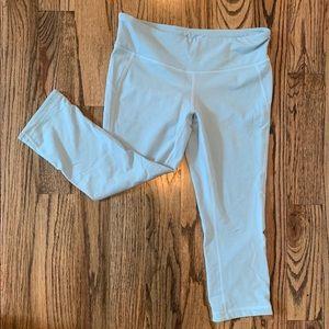 J Crew x New Balance cropped leggings